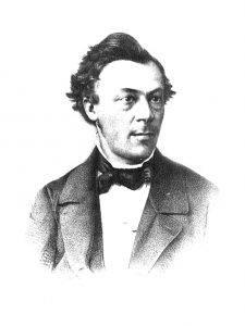 portret rycina władysława syrokomli